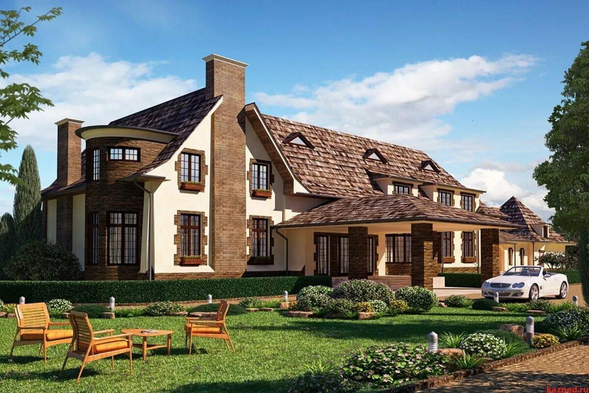 непременно понравится картинки с красивыми загородными домами того, весь