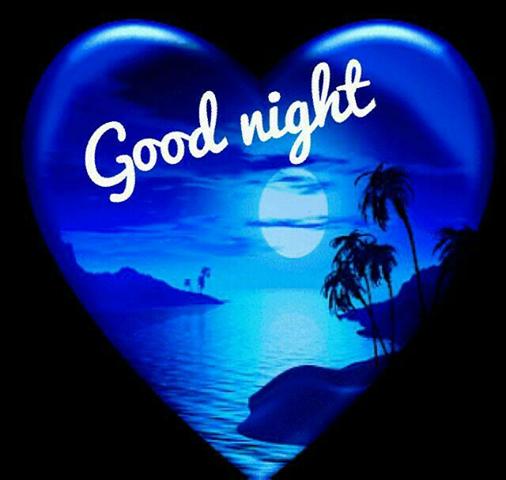 открытки с доброй ночи любимому на английскому