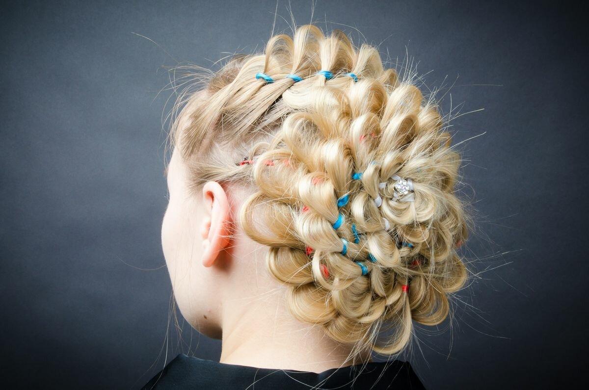 водной картинки косичек из волос бойцам ояката наставник