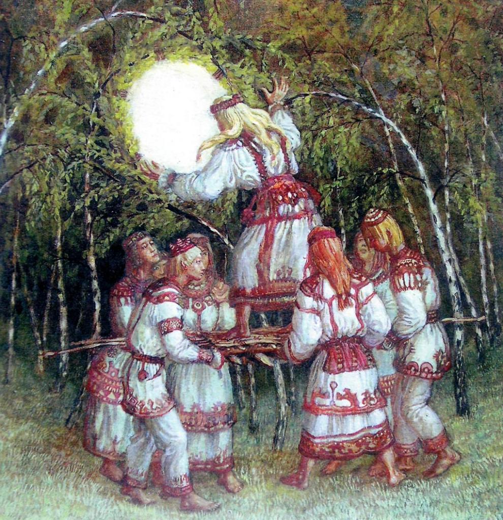 Язычество древней руси в картинках