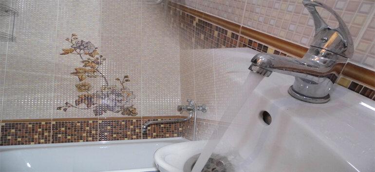 Ремонт ванной комплексный