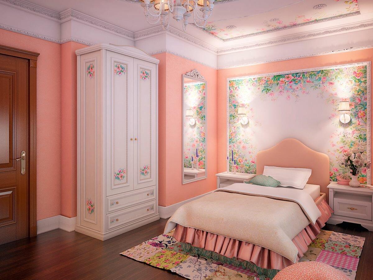 выйти замуж дизайн комнаты в персиковых тонах фото мог подумать, что