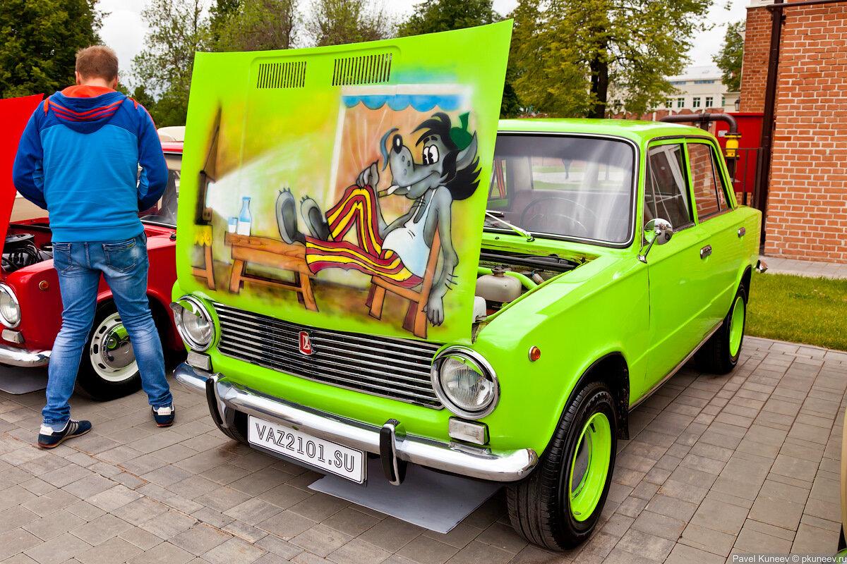 Юмор авто в картинках