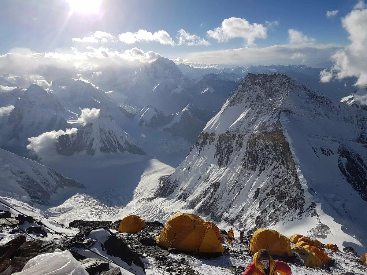 картинки вершины горы эверест длинной
