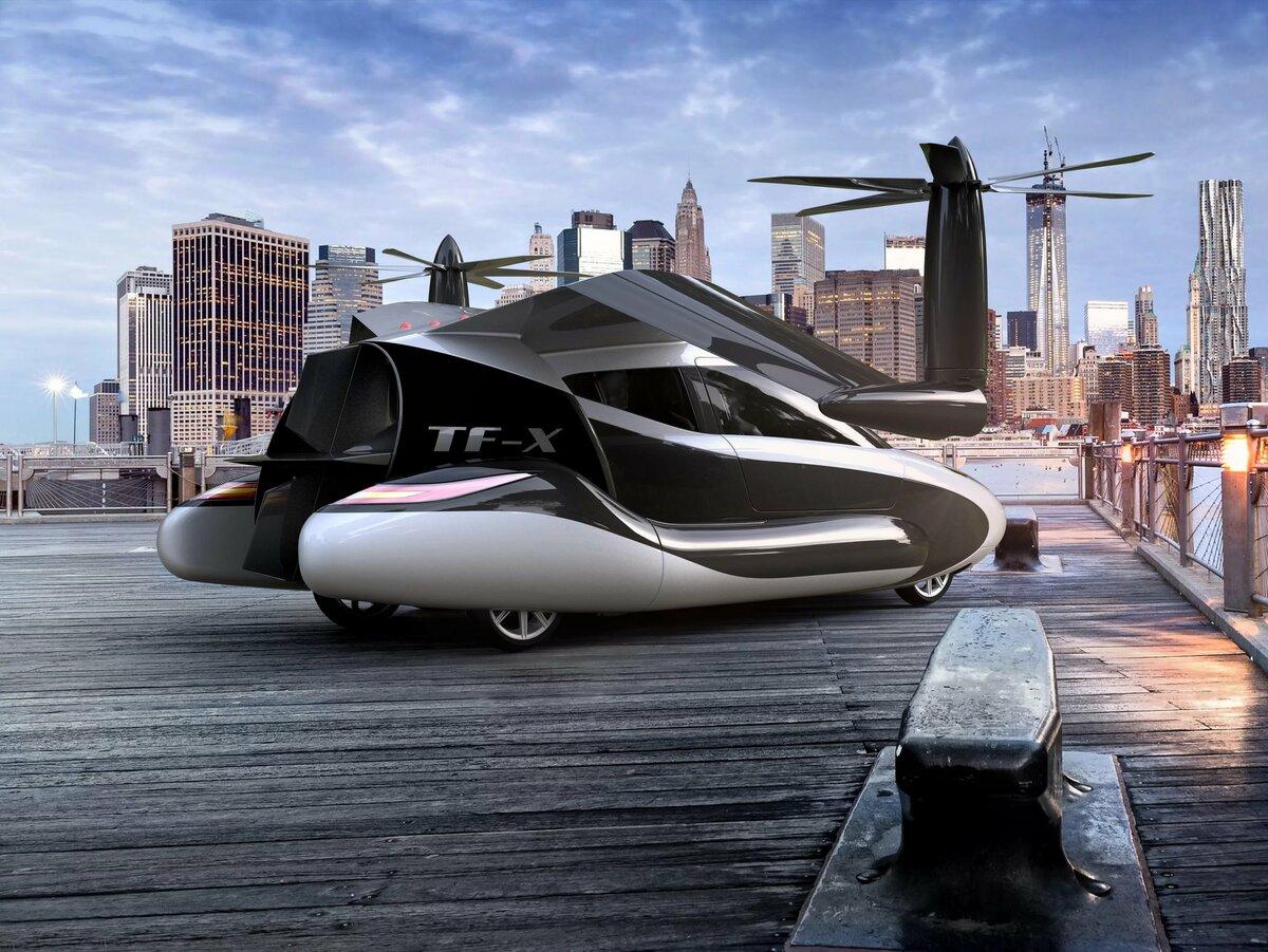 Картинки будущее машины
