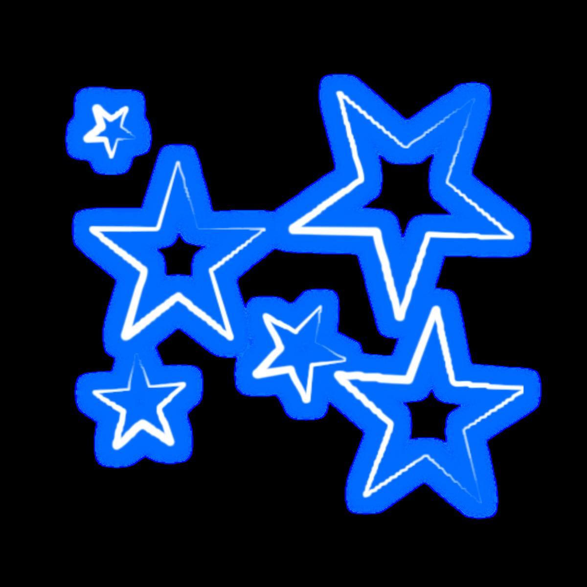 Картинка прозрачная звезды