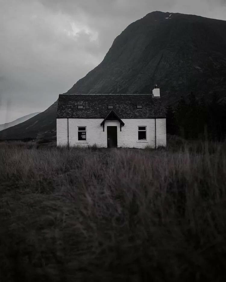 Картинки одинокого дома