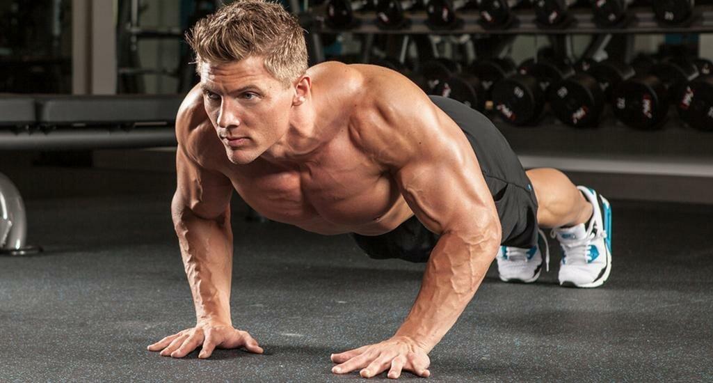 упражнения для накачки мышечной массы фото разрабатывает