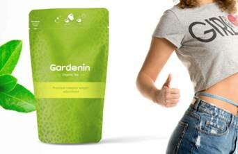 Gardenin Organic Tea чай для похудения в Кызыле