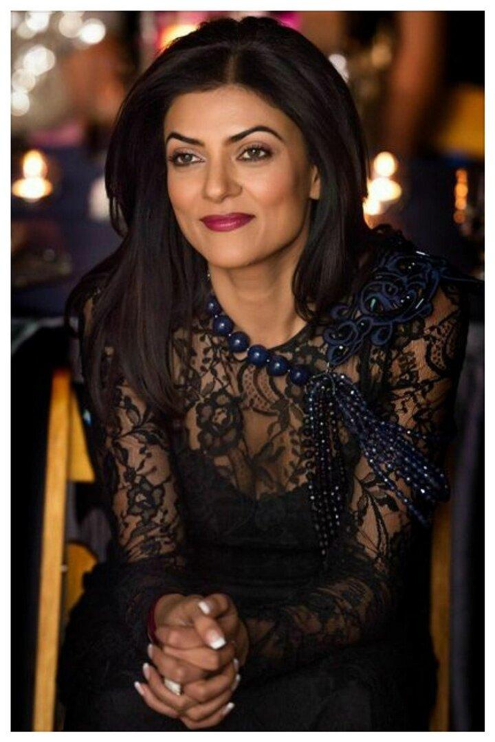 фото актрисы сушмита сен с ее мужем наличию