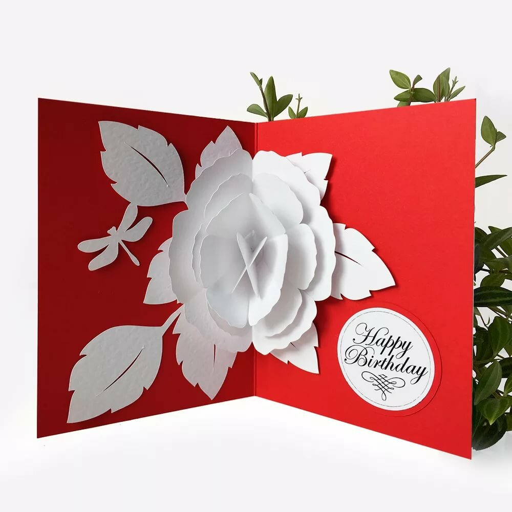 Сделать открытку онлайн на юбилей