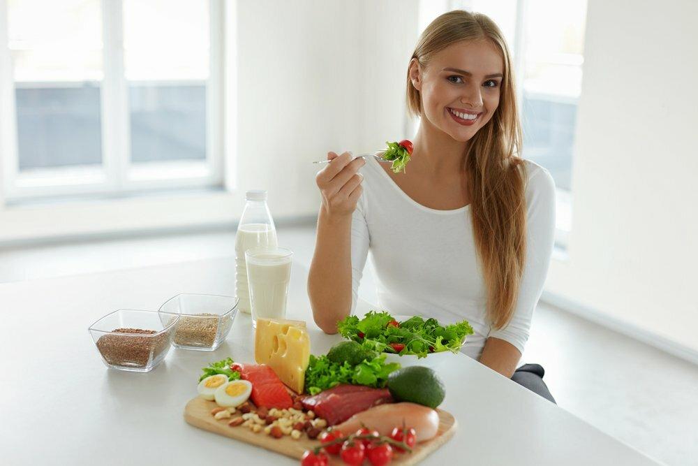 Кто на каких сидел диетах