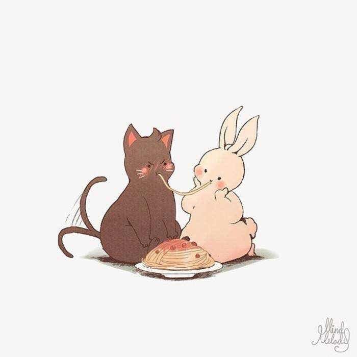домов два кролика сидят друг на друге картинки карусели