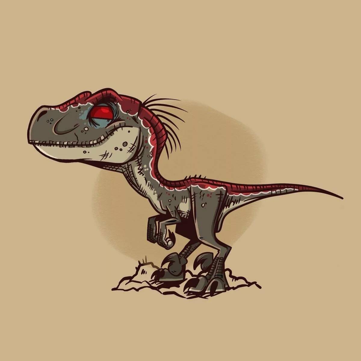 Милые картинки динозавров мир юрского периода