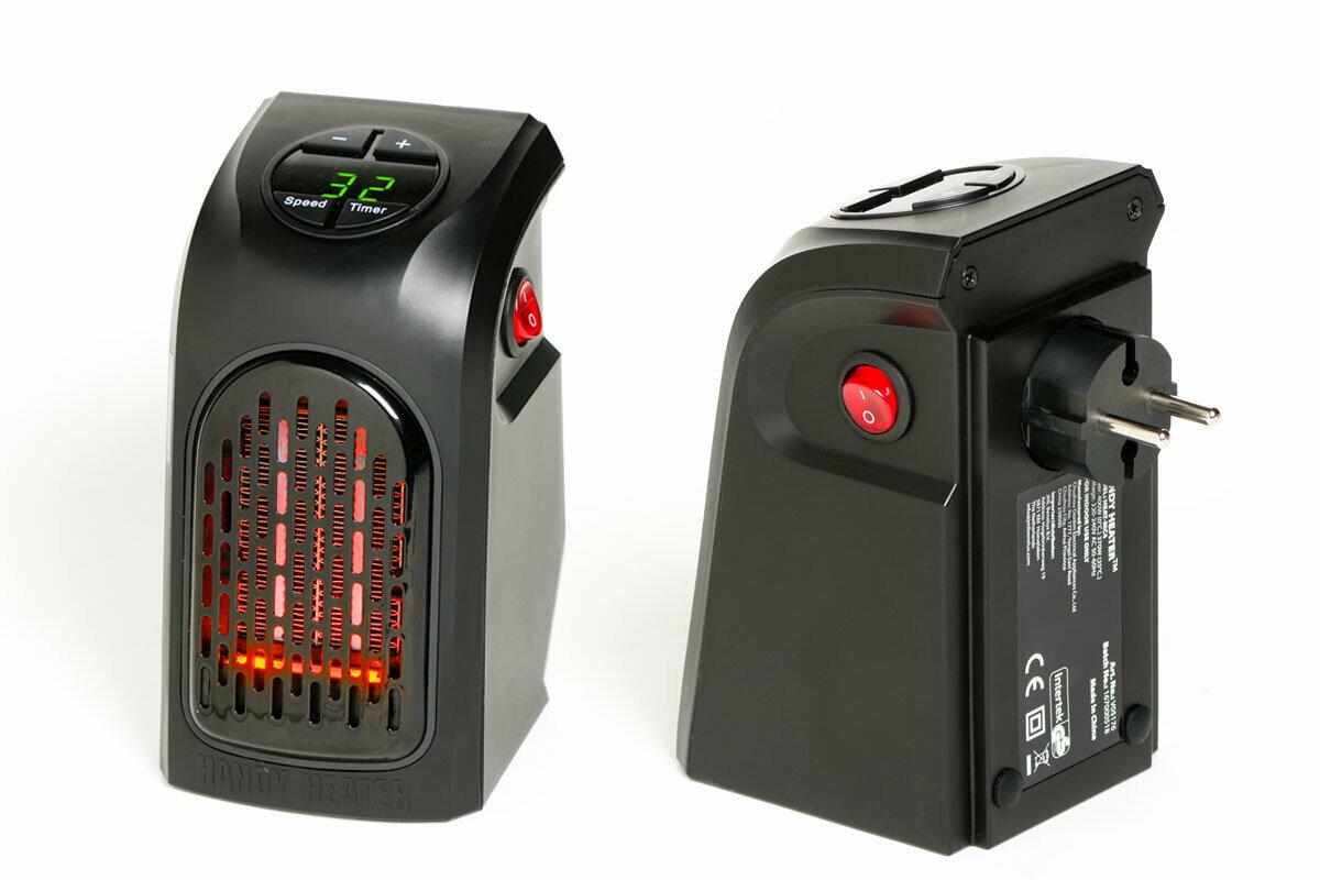Компактный и мощный обогреватель Handy Heater в Рудном