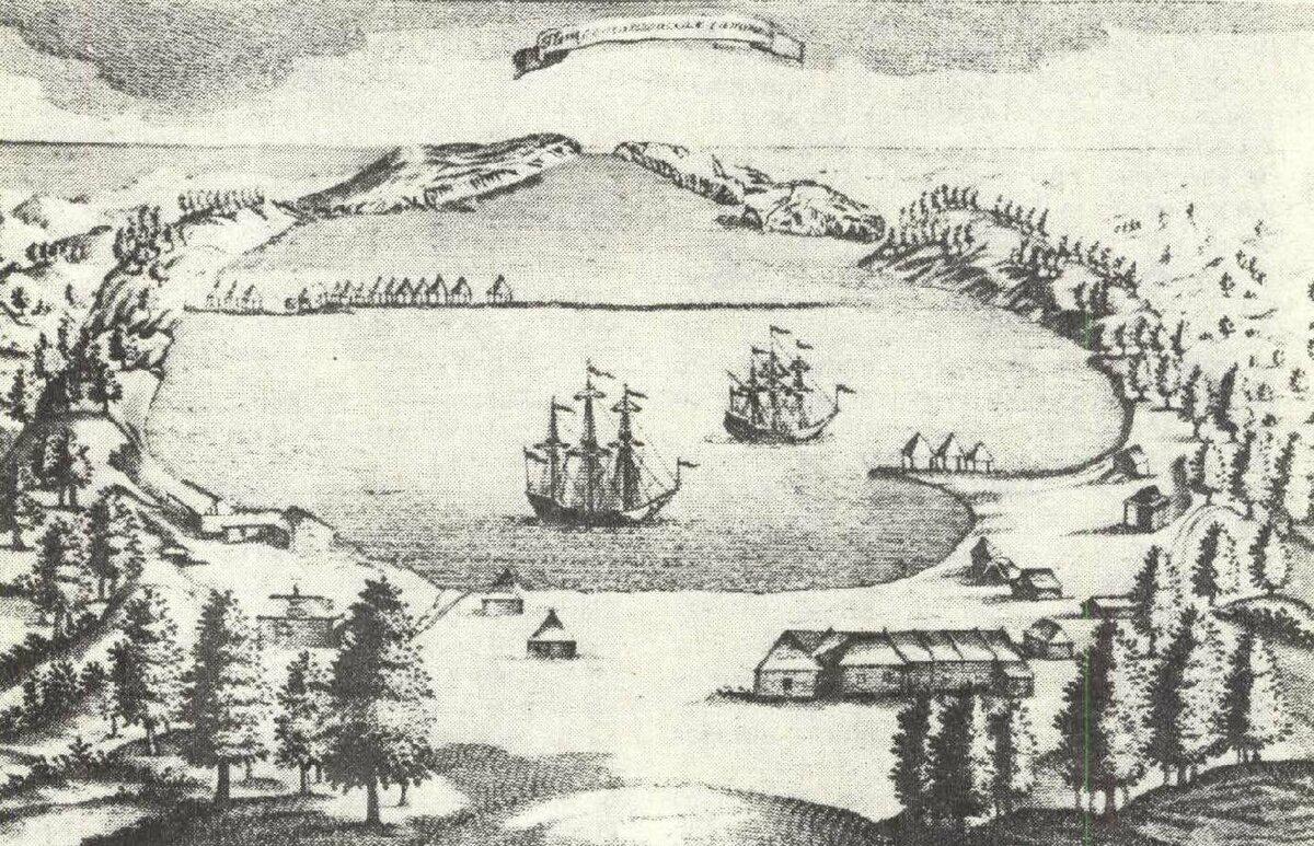 17 октября 1740 года участниками экспедиции Витуса Беринга основан Петропавловск-Камчатский