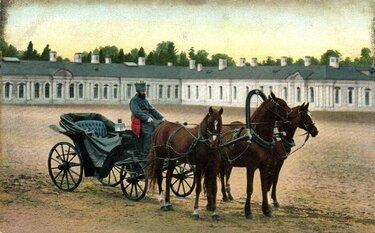 фото извозчиков 19 века