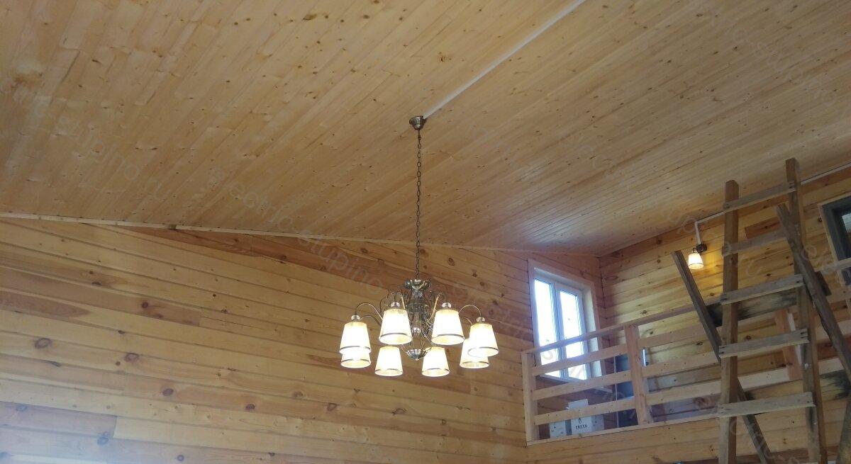 Монтаж подвесной люстры в частном доме своими руками