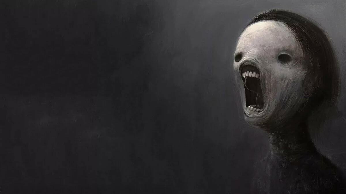Картинки с пугающие