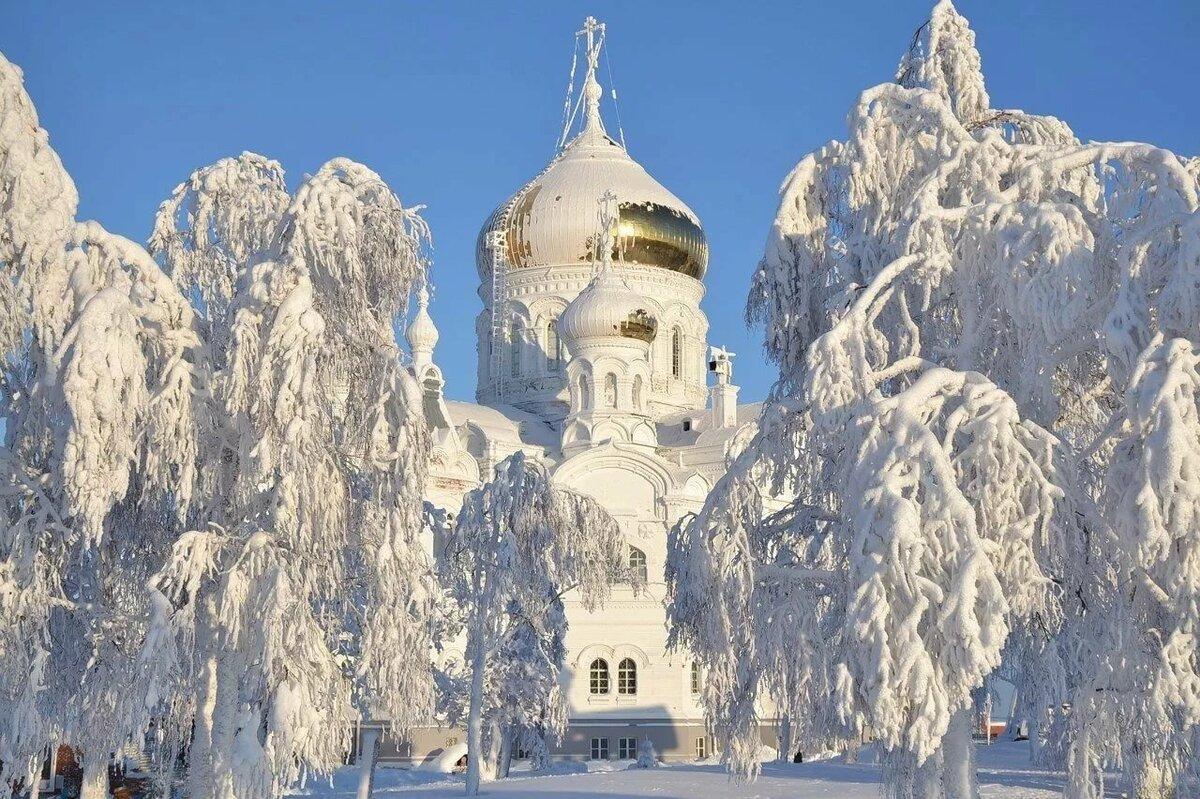белогорский монастырь картинки время взрослому