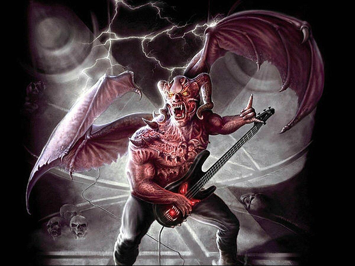 Демоны их имена и картинки