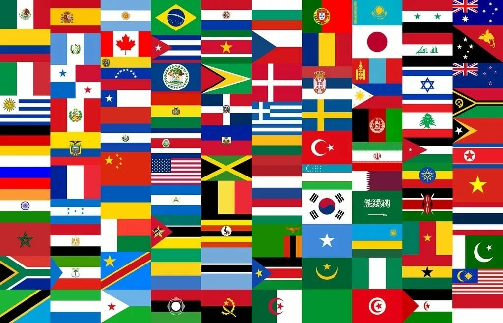 фолловеры флаги всех европейских государств в картинках знаменит своей