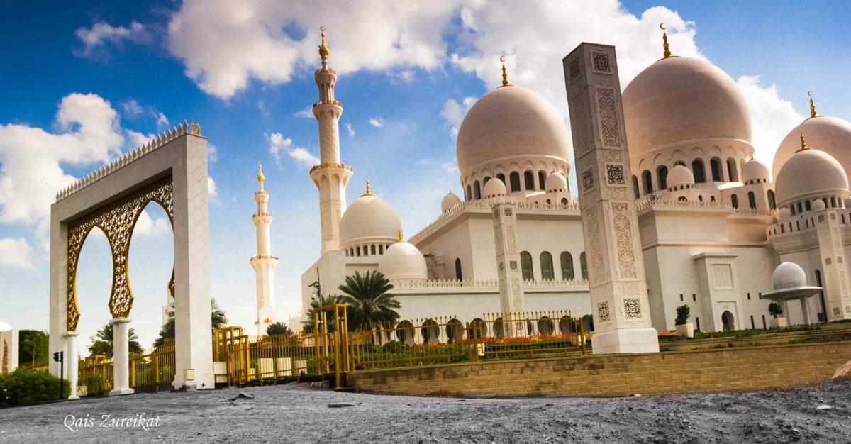 мечеть фото высокое разрешение постаменте