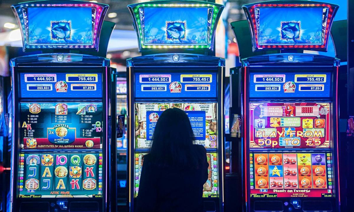 Самые популярные автоматы на деньги