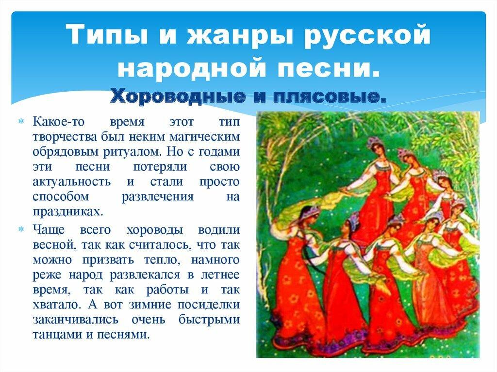 способов рисунки жанров народных песен известно