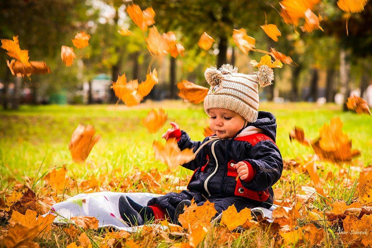 Смотреть картинки детские осень