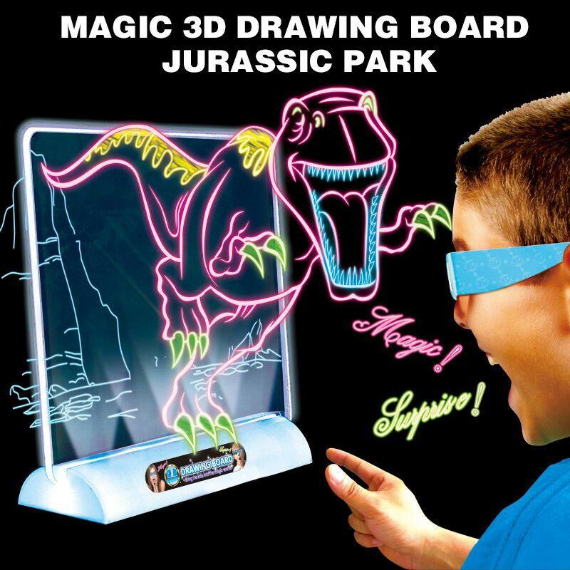 Доска для Рисования 3D в Орле