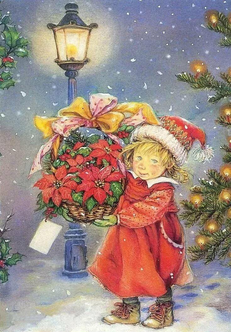 открытки рождество волшебство рождества покупайте продавайте