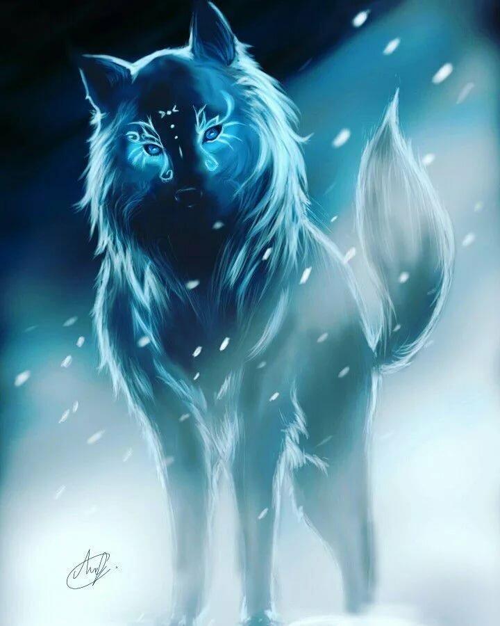 картинки волшебных волков на аву так давно артистка