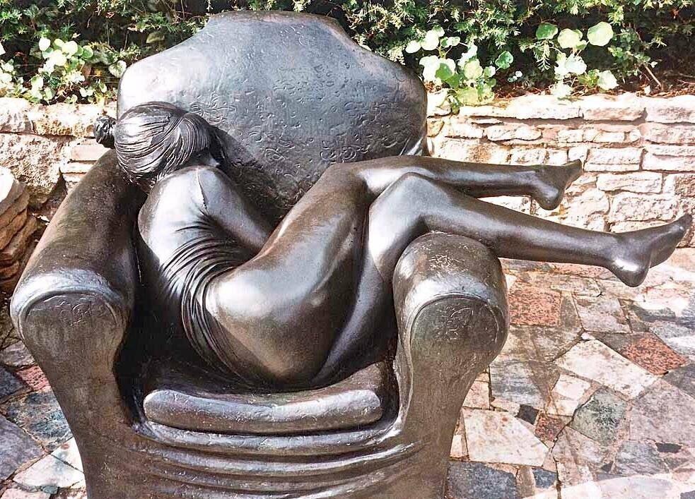 Картинки смешные скульптуры