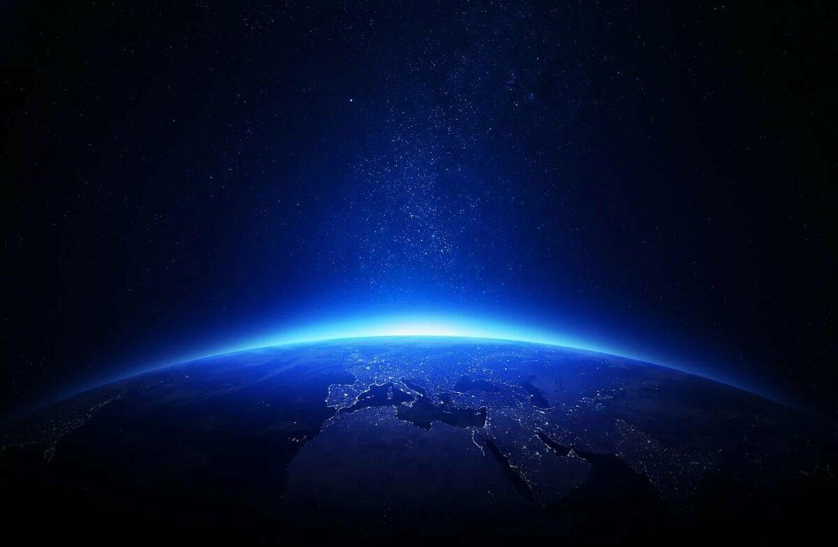 открытый космос фото корневищ