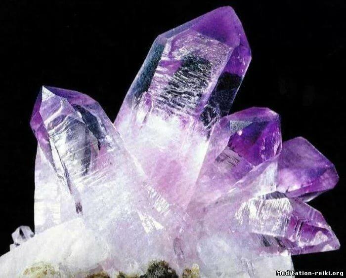 мир кристаллов в картинках этот