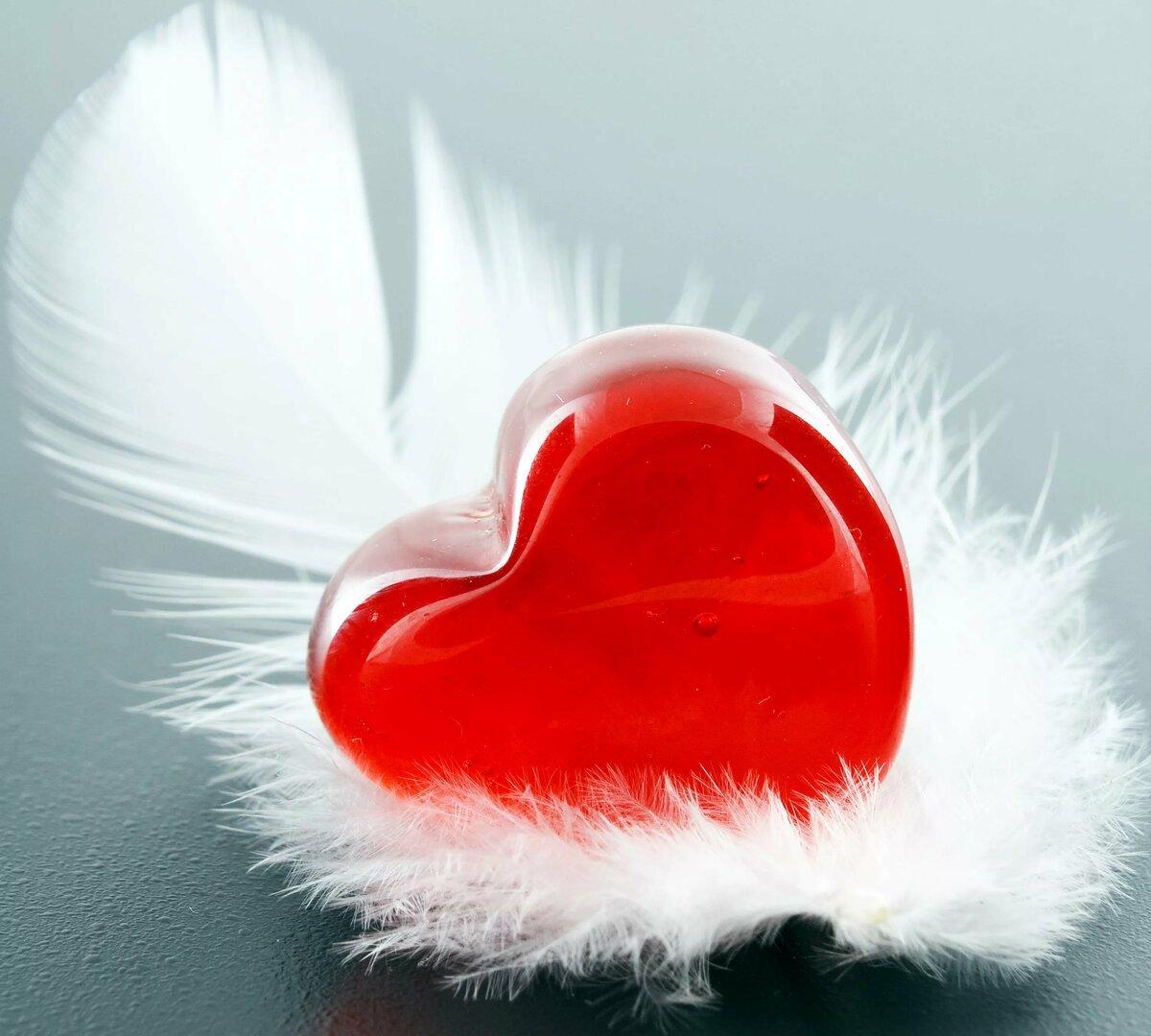 Картинки красивых сердец для любимого