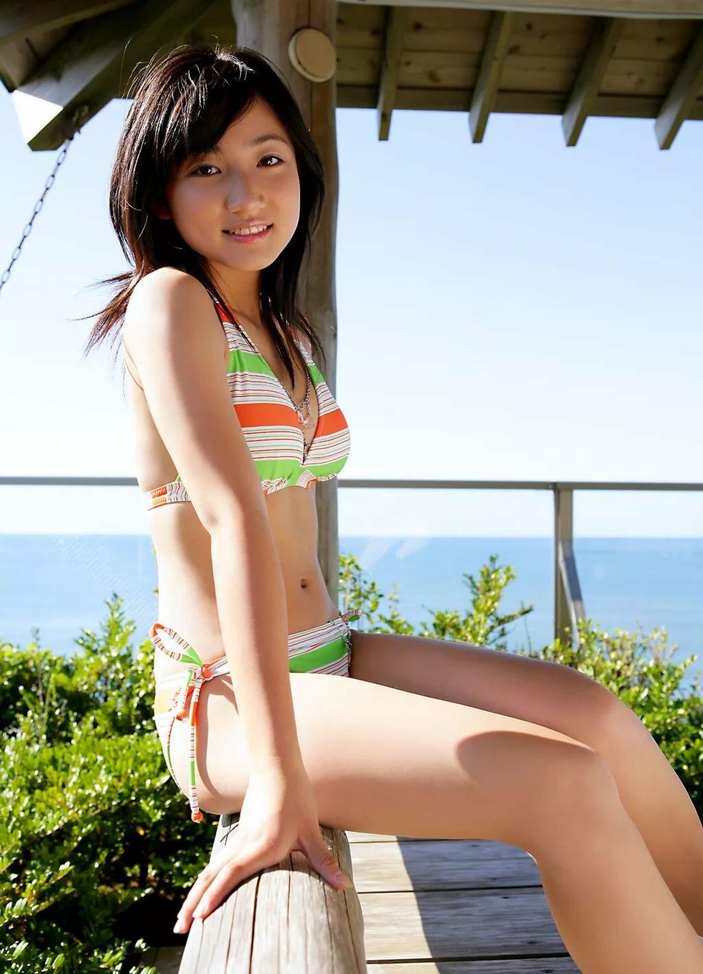 Young Petite Asian