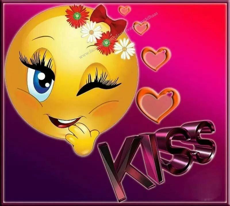Поцелуй картинки на английском