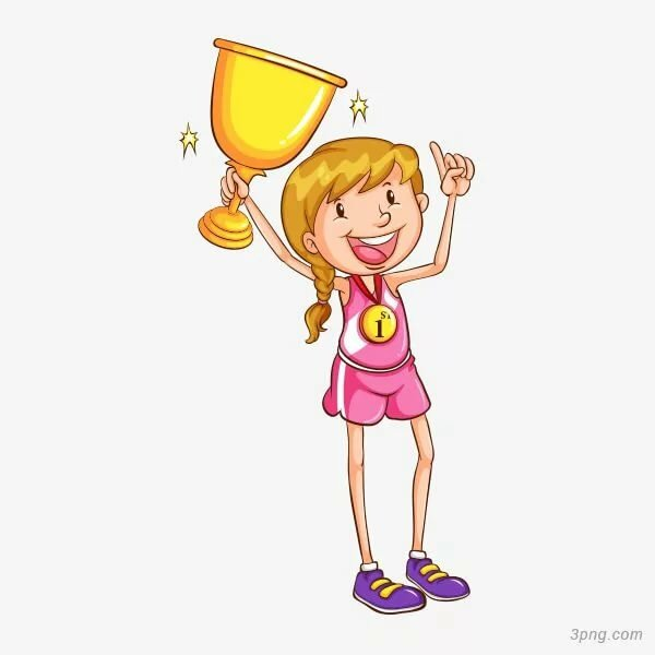 Чемпион картинки девочка