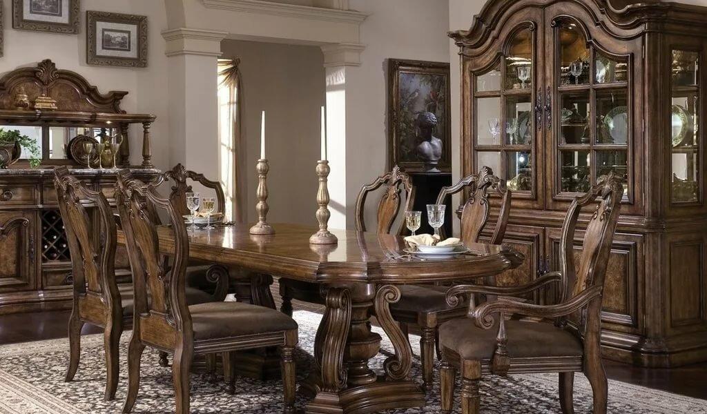 Фото красивой эксклюзивной мебели