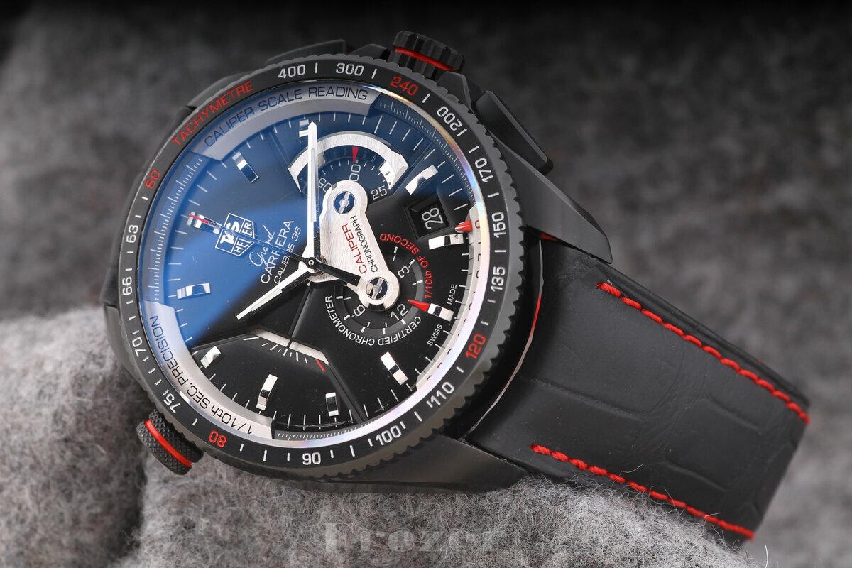 Часы Tag Heuer Carrera Calibre 36 в Якутске