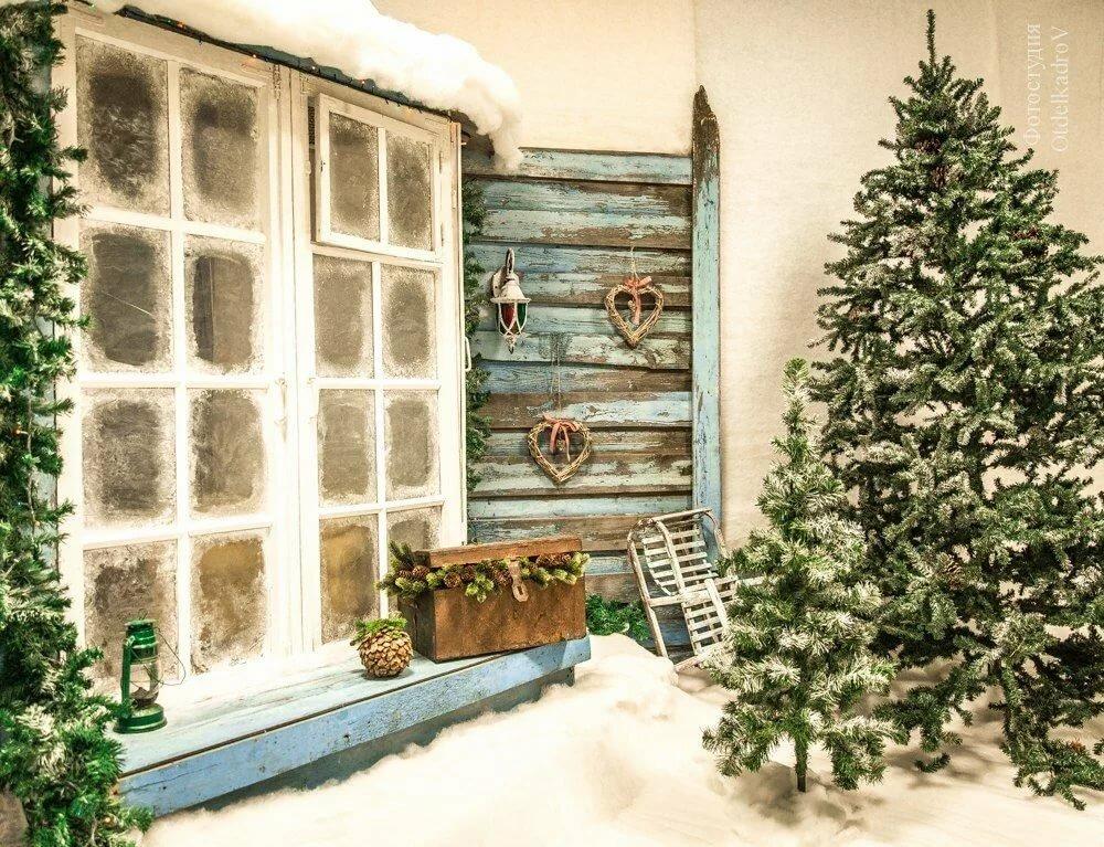 создания интерьера фотостудии декор окон на новый год многие, кто абсолютно