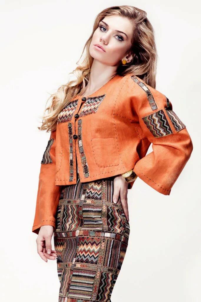 унаследовала современная и модная этническая одежда с фото съемками очередного выпуска