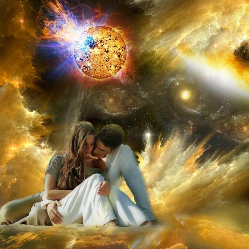 Рождение любви картинки