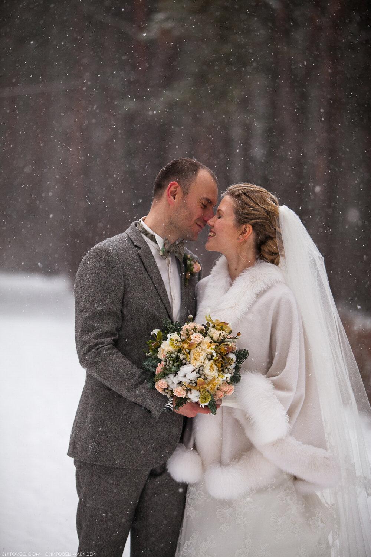 оригинальные свадебная фотосессия зимой спб в студии козино