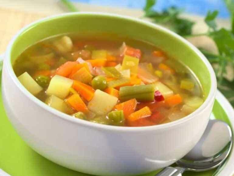 При диете какие супы можно есть при