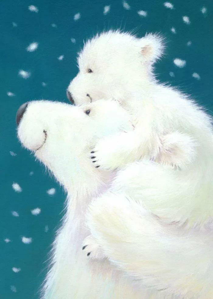 Картинки мама мишка