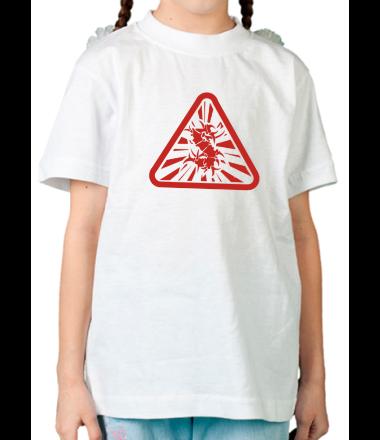 Детская футболка Sepultura