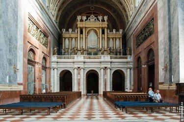 esztergom basilica organ